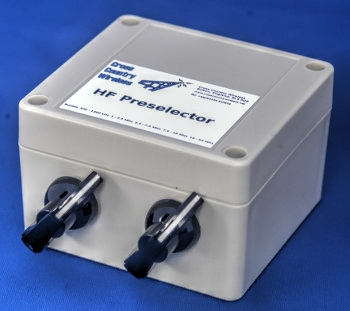 Cross Country Wireless HF Preselector